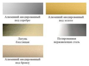 Чем отличается анодированный алюминий от обычного