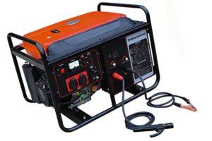 Какой бензогенератор нужен для сварочного инвертора?