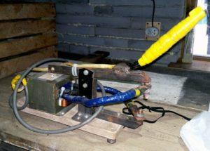 Как сделать сварочный аппарат в домашних условиях