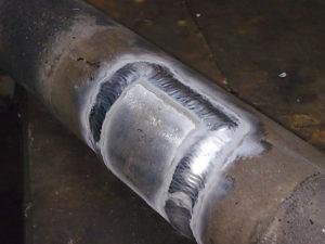 Сварка водопроводных труб электросваркой
