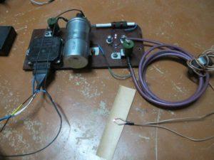Сварочный осциллятор из катушки зажигания