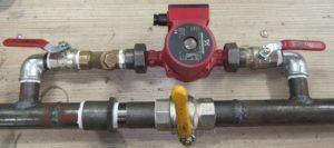 Правильная установка циркуляционного насоса в систему отопления