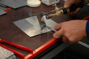 Пайка алюминия в домашних условиях паяльником