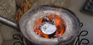 Как плавить сталь в домашних условиях