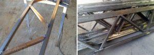 Как правильно сварить металлоконструкцию?