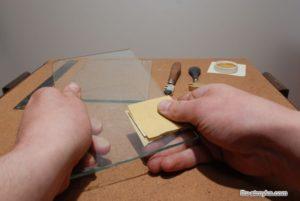 Как разрезать закаленное стекло в домашних условиях