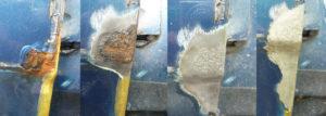 Как остановить коррозию алюминия