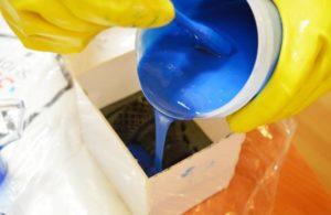 Как сделать жидкий пластик в домашних условиях