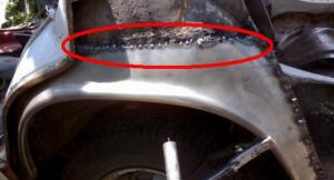 Можно ли варить автомобиль инверторной сваркой?
