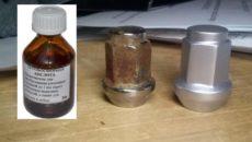 Ортофосфорная кислота применение против ржавчины