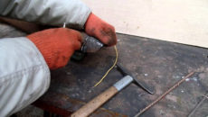 Как варить чугун простыми электродами?