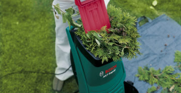 Оборудование для измельчения травы