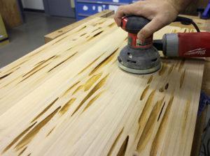 Полировка древесины своими руками