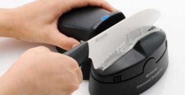 Можно ли точить керамические ножи