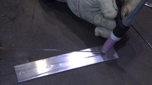 Как варить алюминий инвертором без аргона