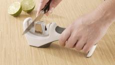 Чем лучше точить ножи в домашних условиях