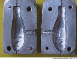 Как изготовить форму для литья из алюминия